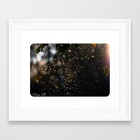 bugs Framed Art Prints featuring Bugs by Dora Birgis
