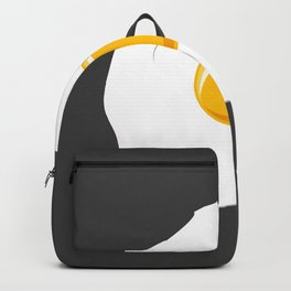 Lonely omelette Backpack