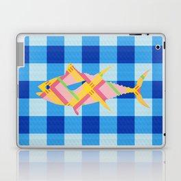 FISH STRIPES Laptop & iPad Skin