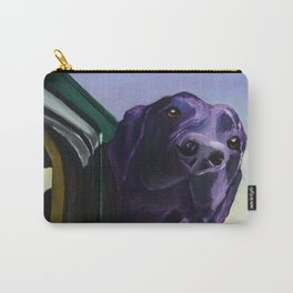 Where Are We Going Now? Carry-All Pouch