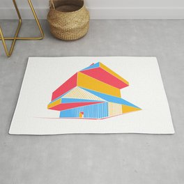 Rem Koolhaas - Seattle Central Library Rug