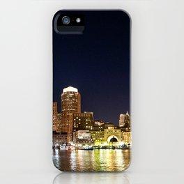 Boston iPhone Case