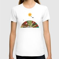 farm T-shirts featuring Farm by Design4u Studio