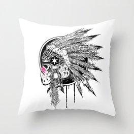 Headshot ! Throw Pillow