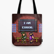 I am Error Tote Bag