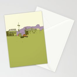 Frank's Cafe Stationery Cards