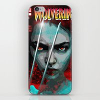 comic book iPhone & iPod Skins featuring Comic Book Cover by iArtMike