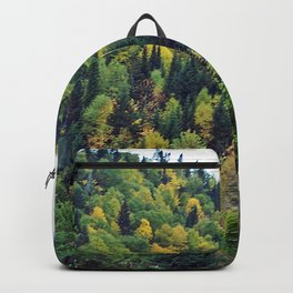 Country Living at its Best, in the Fall Backpack