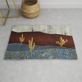 Moonlit Desert Rug