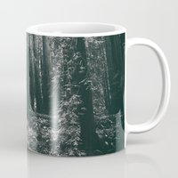 giants Mugs featuring Walking among Giants by Slight Clutter