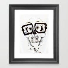 The Me Formula Framed Art Print