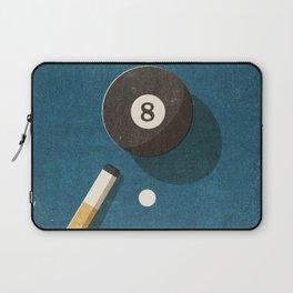 BILLIARDS / Ball 8 Laptop Sleeve