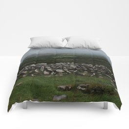 The Irish Wild West (County Clare) Comforters