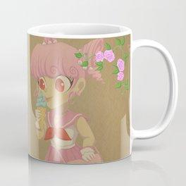 Retro Sailor Chibi Moon Coffee Mug