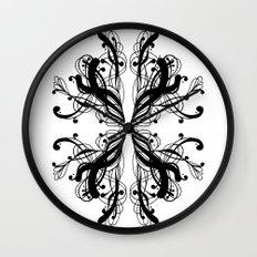 Pattern 6 Wall Clock