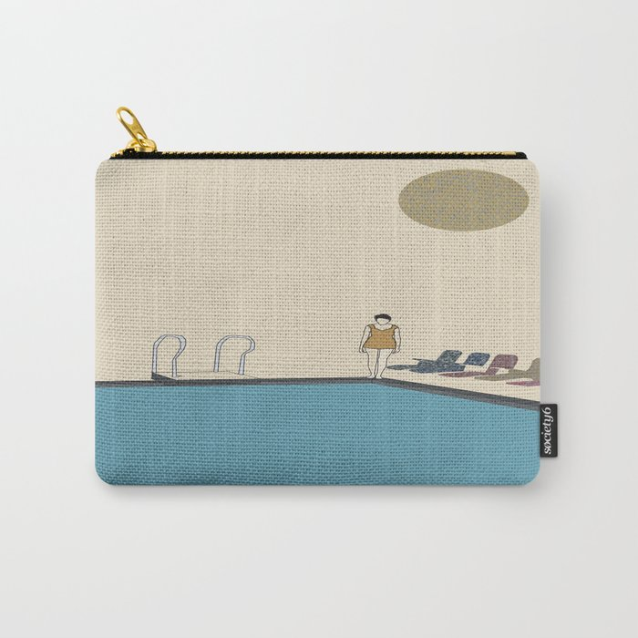 Swimming Carry-All Pouch