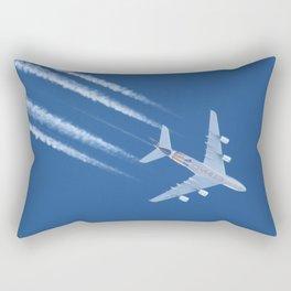 Airbus A380 Etihad Airways, 12200m Rectangular Pillow