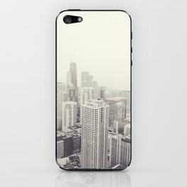 Chicago2 iPhone Skin