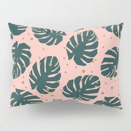 Tropics Green Pillow Sham