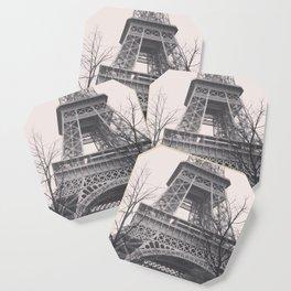 Eiffel tower, Paris, black & white photo, b&w fine art, tour, city, landscape photography, France Coaster