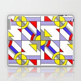 Pop Art Pattern Laptop & iPad Skin