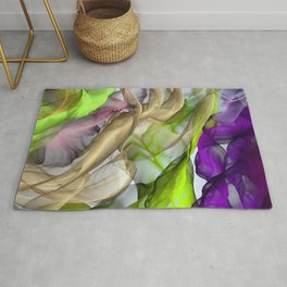 A Little Place Of Paradise Rug