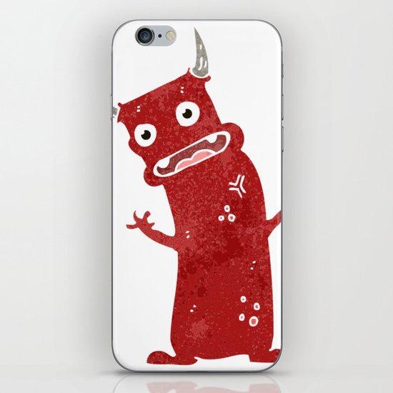 Social Monster iPhone Skin
