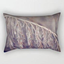 Ashen Rectangular Pillow