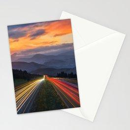 I-70 Traffic Stationery Cards