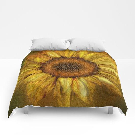Sunflower - Vintage Comforters
