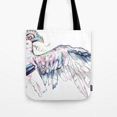 Like soaring through the heavens  Tote Bag