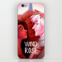 Wind Rose early avatar iPhone Skin