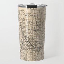 1906 Map of Atlanta, GA Travel Mug