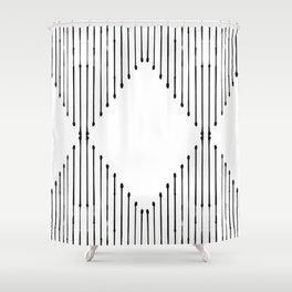 Geo Shower Curtain