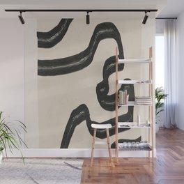 Minimal Abstract Art 16 Wall Mural