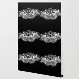 Brahmin Moth Inverted Wallpaper