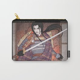 Kagetora (Dragon Lord of Echigo) Carry-All Pouch