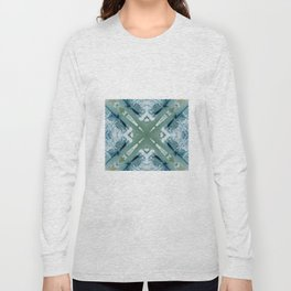 Into the Forest (Green) Long Sleeve T-shirt