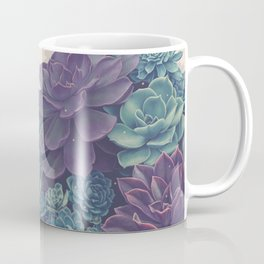 Magical Succulent Garden Coffee Mug