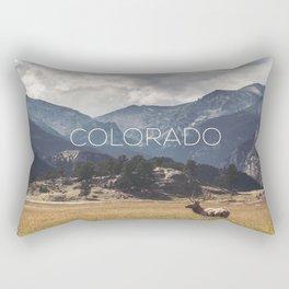 Colorado wild Rectangular Pillow