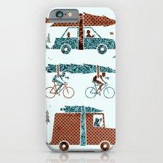 Tree Transportation iPhone 6s Slim Case