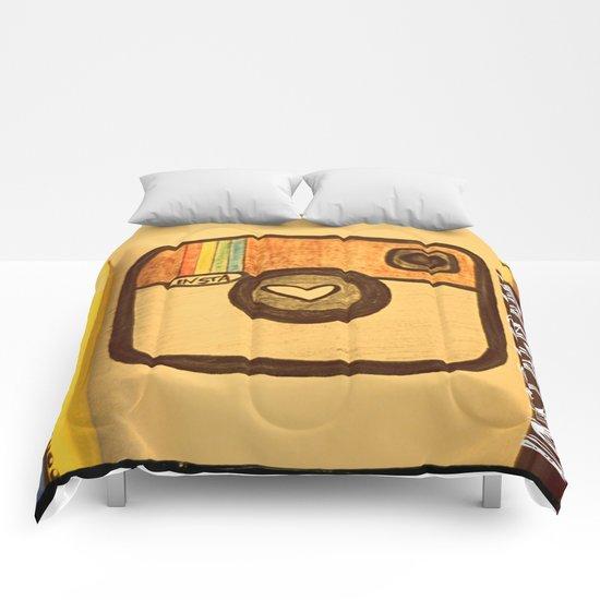 For Instagram Lovers ;) Comforters
