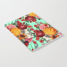EXOTIC GARDEN XV Notebook