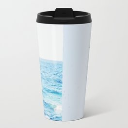 Greece Travel Mug