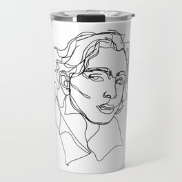 Timothée Chalamet Travel Mug