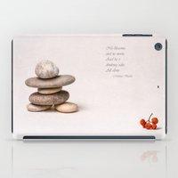 samurai iPad Cases featuring Samurai by digital2real