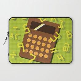 Numeric Escape Laptop Sleeve