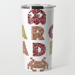 Arcade Games Travel Mug