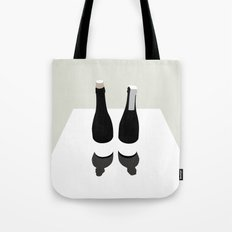 Two botttles Tote Bag