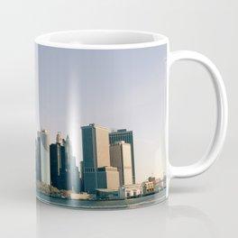 Morning over Manhattan Coffee Mug
